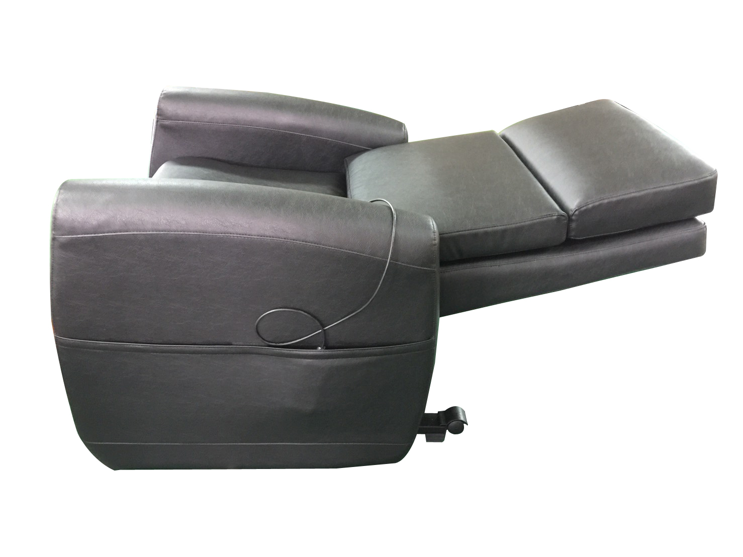 recline pedicure lounge chair